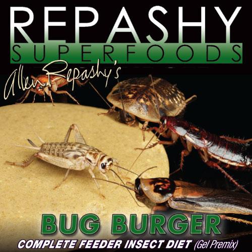 Élevages Lisard - Repashy BugBurger