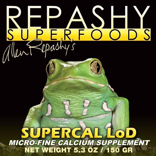 Élevages Lisard - Repashy SuperCal LoD