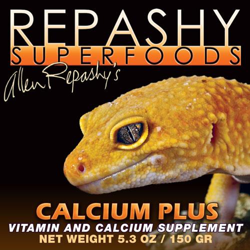 Élevages Lisard - Repashy Calcium Plus