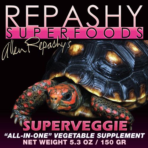 Élevages Lisard - Repashy SuperVeggie
