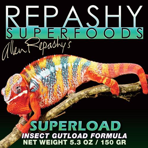 Élevages Lisard - Repashy SuperLoad