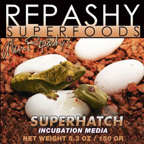 Élevages Lisard - Repashy SuperHatch
