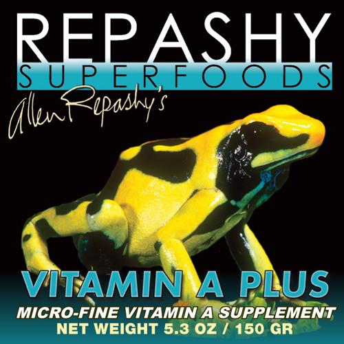 Élevages Lisard - Repashy Vitamin A Plus
