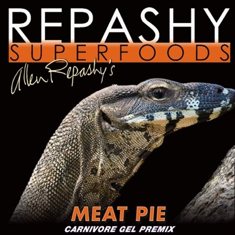 Élevages Lisard - Repashy Meat Pie Reptile