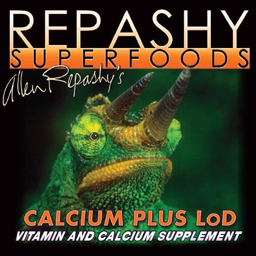 Élevages Lisard - Repashy Calcium Plus LoD