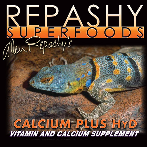 Élevages Lisard - Repashy Calcium Plus HyD