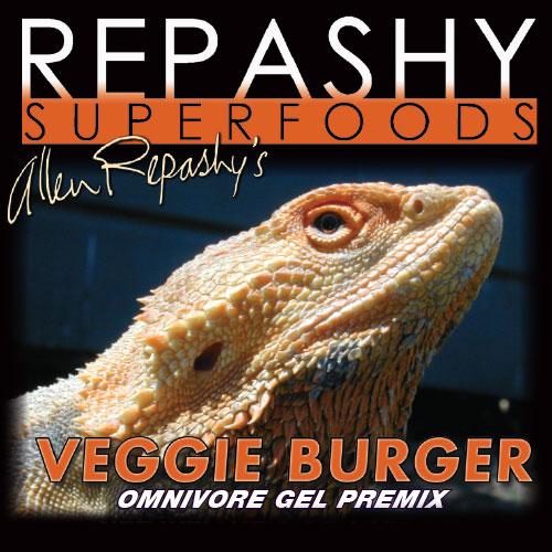 Élevages Lisard - Repashy Veggie Burger